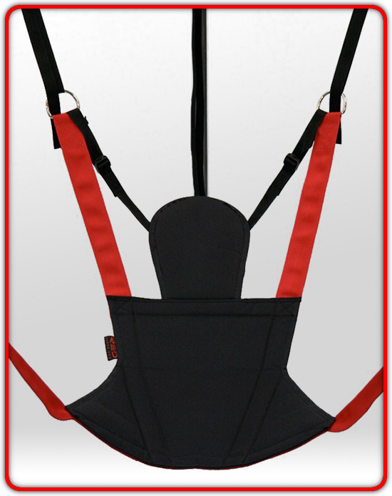 The RED Sling - robust, washable and ergonomic - real value for money