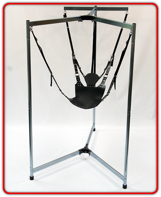 A serious heavy duty safe Sling Frame for rough heavy-duty action.