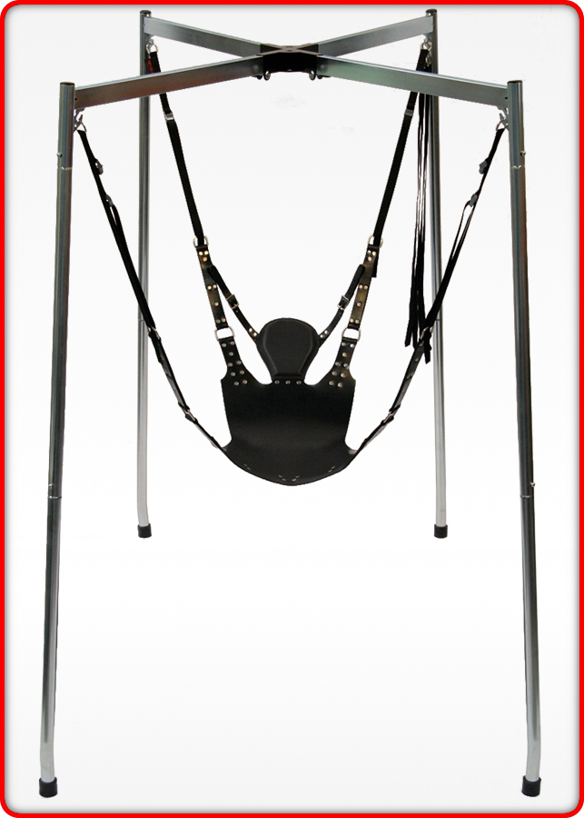 The Red Lightweight Sling Frame In Stainless Steel A