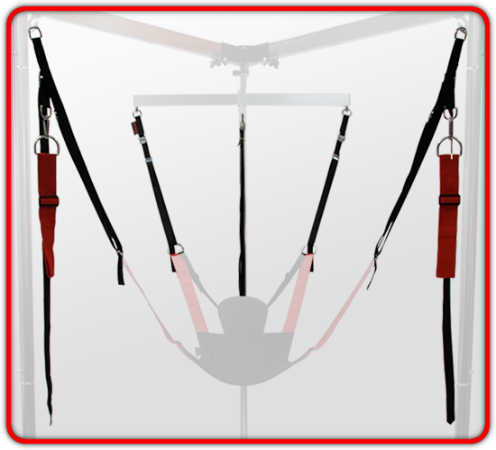 A highly adaptable, stylish multi-purpose suspension system