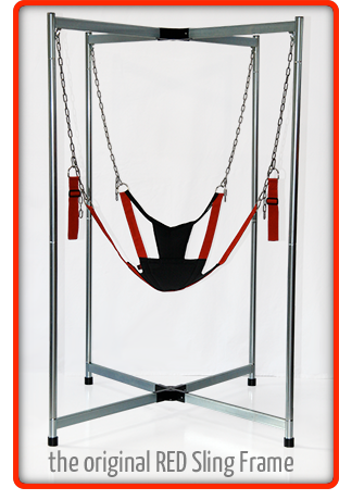 The Original RED Sling Frame