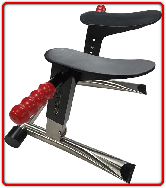 The RED Squat Seat is the ideal accessory for anyone who is serious about rimming!